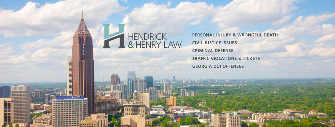 Hendrick & Henry Law | Georgia Traffic Ticket Lawyers