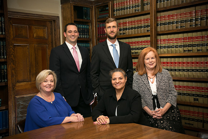 the staff and attorneys at Hendrick & Henry